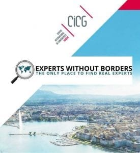 Launch of Experts Without Borders